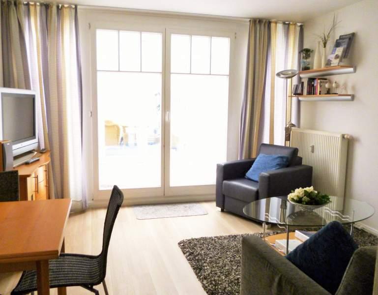 fewo appartementhaus meeresblick ferienwohnung in k hlungsborn west. Black Bedroom Furniture Sets. Home Design Ideas